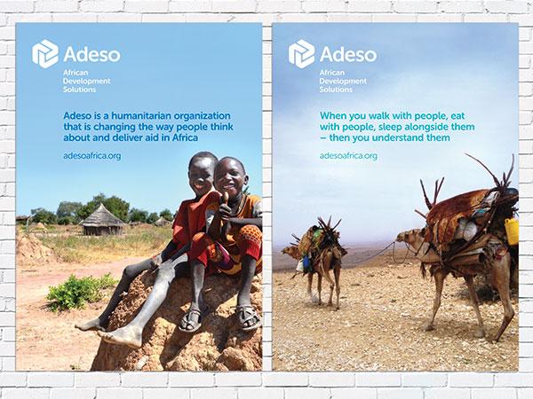 Adeso Poster designs