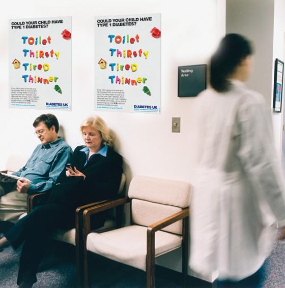 Diabetes 4 Ts campaign