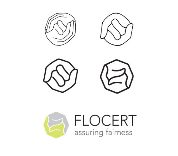 FLOCERT Logo options