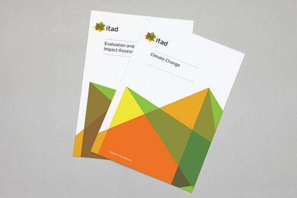 Itad brochure designs