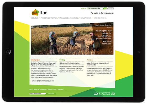 itad Homepage