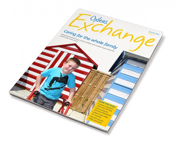 Oxleas Exchange Magazine