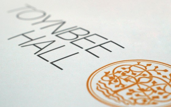 New Toynbee Hall Logo design