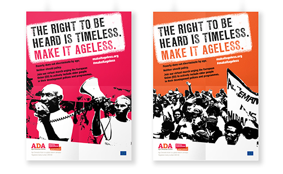 Helpage - posters - web