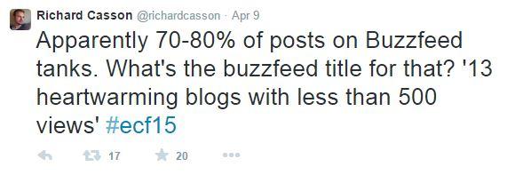 2. Buzzfeed