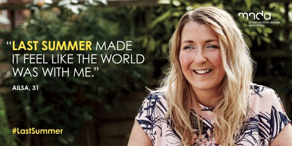 Ailsa #lastsummer campaign Twitter image