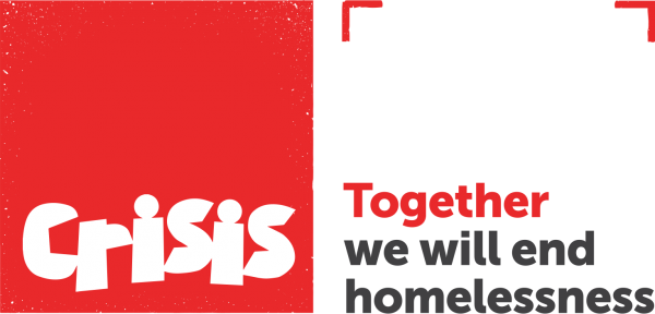 Crisis logo red